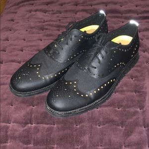 Cole Haan Zerøgrand shoes black, model:C12973